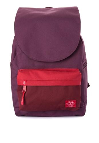 Parkland purple Rushmore Backpack PA067AC0IUELPH_1