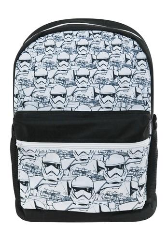 Star Wars black Disney Star Wars EPI9 Stormtrooper Teen Backpack B49A8KC7EC596EGS_1