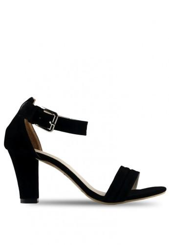 CLAYMORE black Claymore sepatu high heels B 712B Hitam CL635SH53REWID_1
