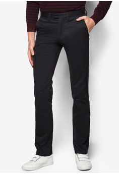 Cotton Smart Trousers