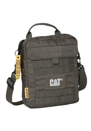 CAT CAT Combat Namib Tablet Bag Dark Anthracite 82DC4ACC0EAC47GS_1