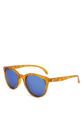 Sunski blue Makani Blonde Tortoise Aqua Sunglasses 4594DGL57E3B5CGS_1