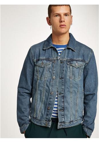 9fa7220bb268 Shop Topman Denim Jacket Online on ZALORA Philippines
