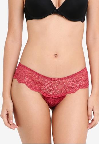 Cotton On Body red Candice Boyleg Briefs 1D740US324AE4BGS_1