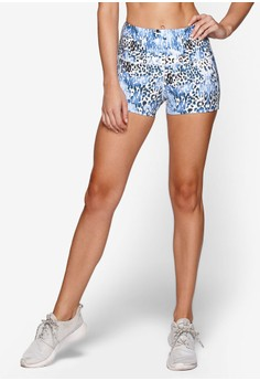 Animal Instinct Short Tights