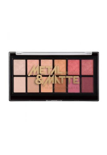 Australis Metal and matte Eyeshadow Palette 53123BE23E44FBGS_1