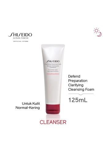 Shiseido n/a Shiseido Defend Preparation Clarifying Cleansing Foam 65DBEBE8C0AC08GS_1