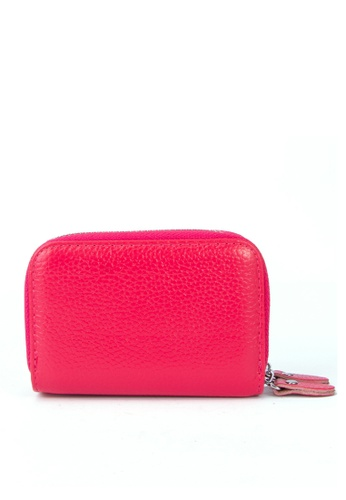 HAPPY FRIDAYS Multifunctional Litchi Grain Leather Wallet JN509 5A0BBACE23A29AGS_1