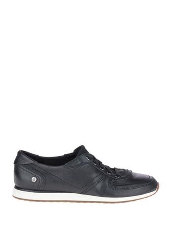 Hush Puppies black Chazy Dayo Comfort Shoes HU326SH0K7KMPH_1