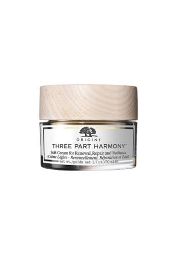 Origins Origins THREE PART HARMONY Soft Cream For Renewal, Repair And Radiance 334DABEBCC463CGS_1