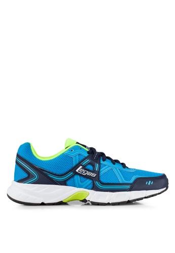 Legas blue Strakto LA Men's Shoes LE684SH0S2N2MY_1