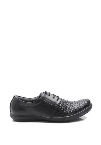 Dr. Kevin black Dr. Kevin Men Casual & Formal Shoes 13302 - Black DR982SH0UDCUID_1