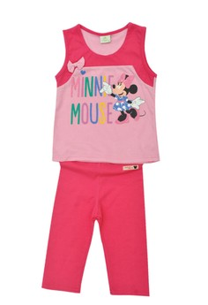 Minnie Mouse Girl Set