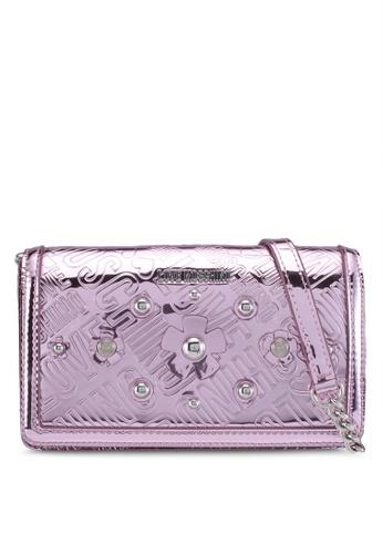 Love Moschino pink LOVE MOSCHINO Shoulder Bag LO478AC0SXWHMY_1