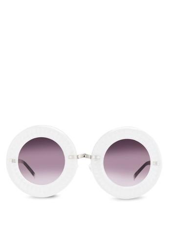 JP0138 圓框太陽眼鏡, 飾品配件esprit hk store, 飾品配件