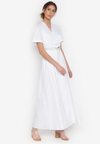 4a7ff77a3f37a Shop the___edit Gemma Maxi Dress Online on ZALORA Philippines
