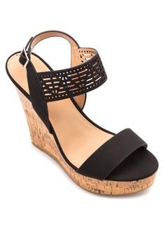 Tiradien Wedge Sandals