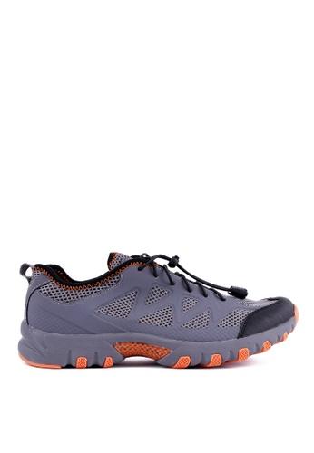 World Balance grey Aqua Trail Mens Outdoor Shoes C4BA9SH19DDEB2GS_1