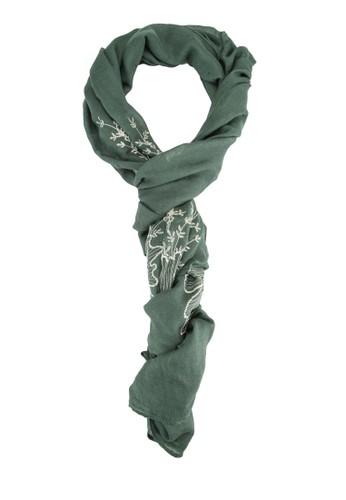 繡esprit au花圍巾, 飾品配件, 披肩