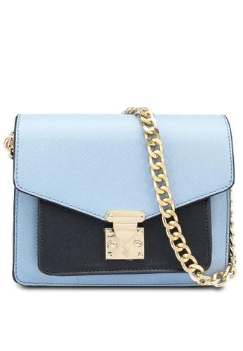 Swiss Polo blue Casual Sling Bag C3434AC8AFBECFGS_1