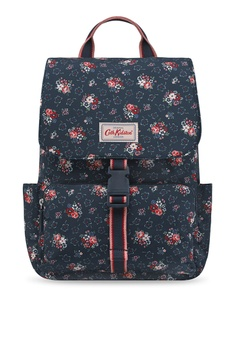 304f6f04b4e156 Cath Kidston blue Lucky Bunch Buckle Backpack 75E29ACF95809EGS 1