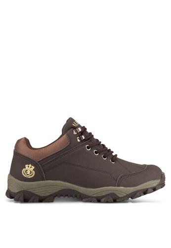 Albertini brown High Top Boots AL779SH0SAWCMY_1