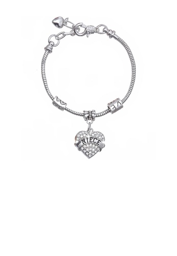 Glamorousky white Fashion Niece Love Heart Bracelet with White Austrian Element Crystal A919CAC24254F5GS_1