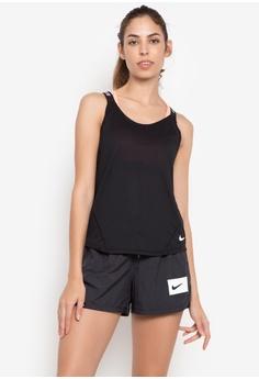 b823844c2d3277 Nike black and white Women s Nike Dry Training Tank Top NI126AA0KPWEPH 1