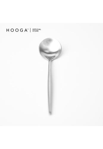 HOOGA silver Hooga Tea Spoon Flint Silver (Bundle of 6) DACBFHL334A243GS_1