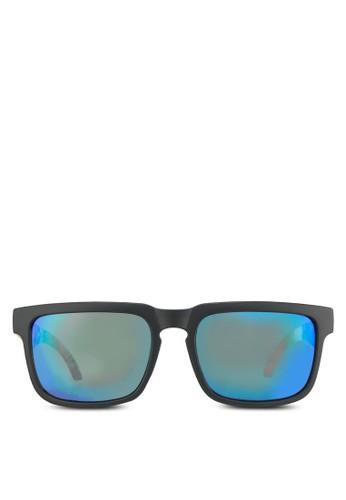 Wayfarer 反光鏡zalora 心得片太陽眼鏡, 飾品配件, 飾品配件