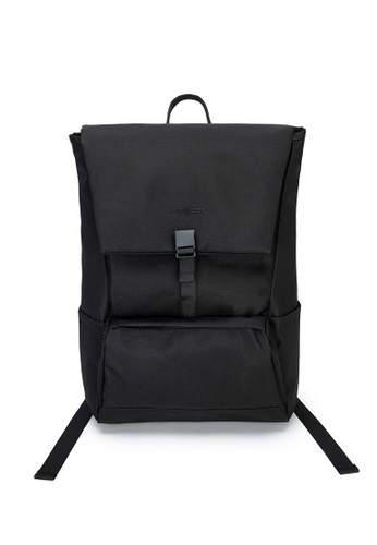 The Dude black Hitch Multi-functional Backpack D568FACF2503B5GS_1