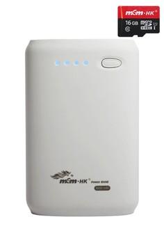 Powerbank 8400mAh With FREE 16GB MICRO-SD CARD Class10