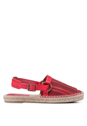 Free People red Cabo Espadrilles B2D5ESH992CF7BGS_1