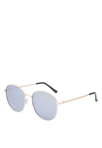 a616d1772a7 Quay Australia gold JEZABELL Sunglasses 788DDGLB99F0F5GS 1