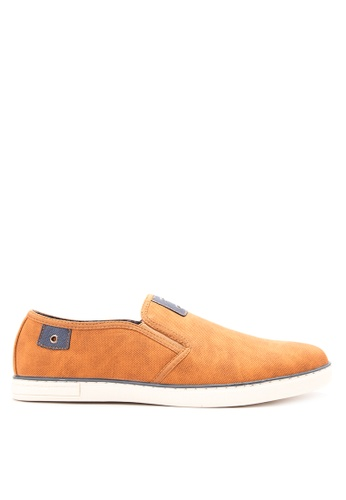 H2Ocean brown Nakai Loafers & Moccasins H2527SH50GAJPH_1