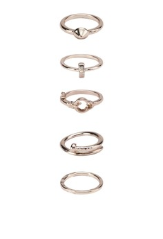 Multi Set Rings