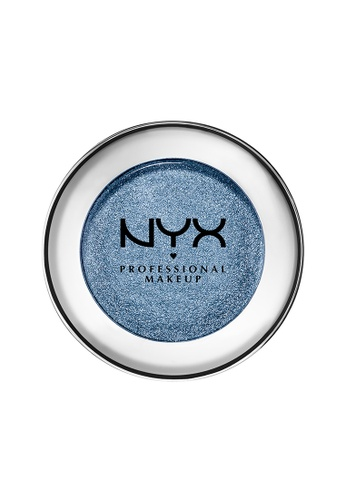NYX Professional Makeup blue NYX Professional Makeup Prismatic Eyeshadow - BLUE JEANS 25576BE7BC3558GS_1