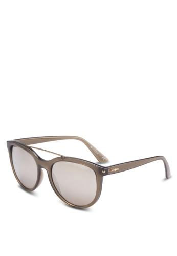 Vogue green Casual Chic VO5134S Sunglasses VO655GL18ARTMY_1