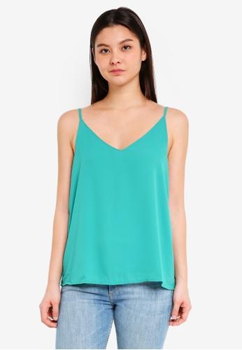 Cotton On green Astrid Cami Top 40A01AA5992E4FGS_1