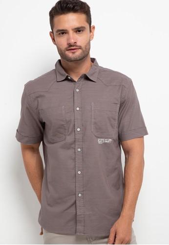 X8 grey Joshua Shirts 00F40AA625251FGS_1