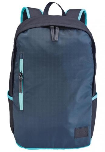 Nixon blue Nixon - Smith Backpack SE - Black/Aruba NI855AC98YMNSG_1