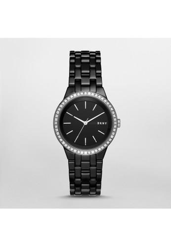 Park Slope陶瓷腕錶 esprit 香港NY2529, 錶類, 時尚型