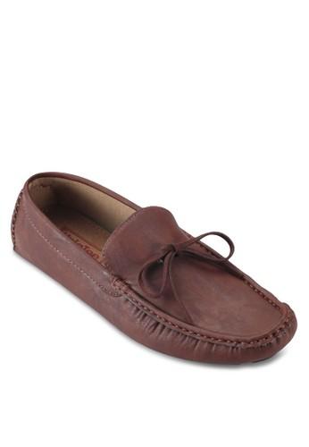 蝴蝶結仿皮船型鞋, 鞋esprit香港門市, 船型鞋
