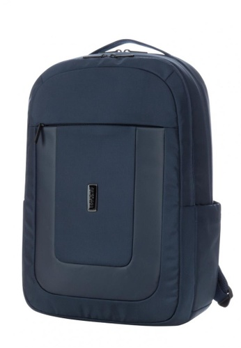 American Tourister navy American Tourister Scholar Backpack 11 403F8AC7B3A3ECGS_1