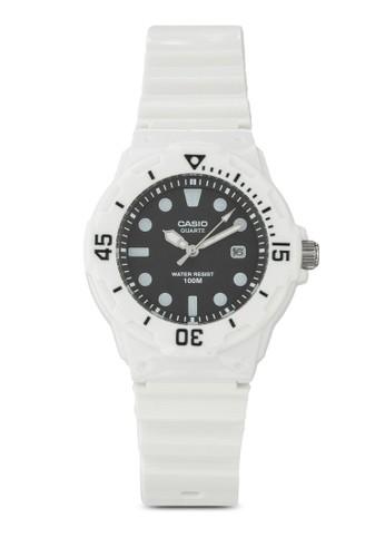LRWesprit 台北-200H-1EVDF 數字顯示樹脂女性手錶, 錶類, 飾品配件