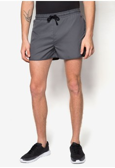 Sports - Shorts with Mesh Panel