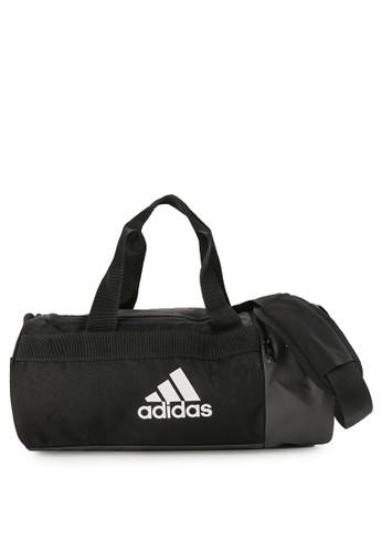 6d09270aa adidas black Adidas Convertible 3 Stripes Duffel Bag Xs 15BB9ACCB60BA7GS_1