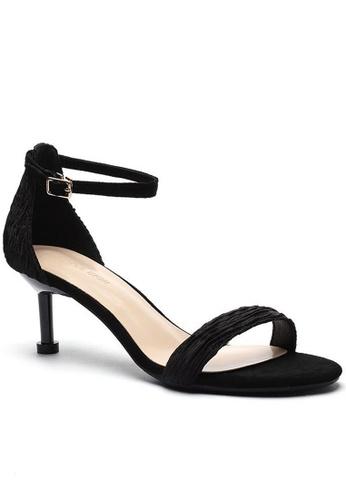 Twenty Eight Shoes Folds Heels Sandals 365-8 7A8B7SHB269B6EGS_1