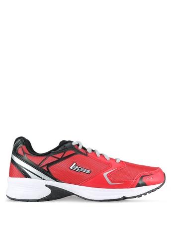 Legas red Haste LA Men's Shoes LE684SH0S2MUMY_1
