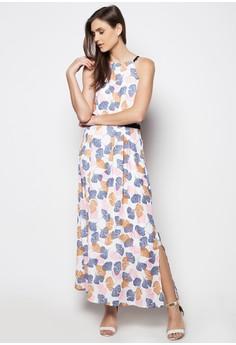 Cooper Halter Maxi Dress